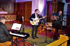 Dei to siste songane med Tom Roger, Dan og Arne